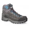 Scarpa Kailash Trek Gtx Backpacking Boot   Men's, Wide, Shark Grey/Lake Blue, 40