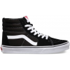 Vans SK8-Hi Shoes - Unisex, Black/Black/White, Men's 10.5 US/Women's 12 US