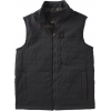 prAna Zion Quilted Vest - Men's, Black, Large