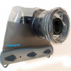 Aquapac Waterproof System Camera Case, Gray, 5 Year MFG Warranty