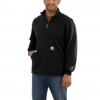 Carhartt RD Paxton HW Quarter Zip Sweatshirt - Mens, Black, XX-large-REG