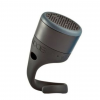 BOOM Movement Boom Swimmer Jr Waterproof Speaker, Black, Black, 1 Year Mfg Warranty