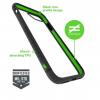 Bodyguardz Unequal iPhone 7 Contact, Black/Green, Black/Green