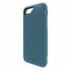 Bodyguardz Unequal iPhone 7 Shock Case, Grey/Green, Grey/Red
