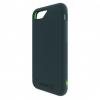 Bodyguardz Unequal iPhone 6/7 Shock Case, Black/Green, Black/Green, Tpu/Silicone, 1 Year Mfg Warranty