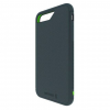 Bodyguardz Unequal iPhone 6 Plus/7 Plus Shock Case, Blk/Grn, Black/Green, Tpu/Silicone, 1 Year Mfg Warranty