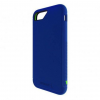 Bodyguardz Unequal iPhone 6/7 Shock Case, Navy/Green, Navy/Green, Tpu/Silicone, 1 Year Mfg Warranty