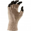 Fox River Mid-Weight Fingerless Glove, Small, Brown Tweed, Brown Tweed, Small, 85% Wool, 15% Nylon, 2% Spande, 1 Year Manufacturer Warranty