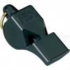 Fox 40 Plastic Whistle, Black, Black