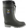 Chinook Footwear Badaxe Steel Safety Toe Boots - Mens, Black, 10