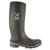 Chinook Footwear Kickaxe Steel Toe Boots - Mens, Black, 10