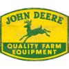 Open Road Brands Die Cut Mdf Sign John Deere Big Logo