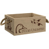 Open Road Brands Wood Crate Ducks Unlimited 16''x10.87''