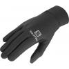 Salomon Active Glove - Men's -Black-X-Large