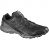 Salomon XA Amphibian Water Shoes Mens, Phantom/Black/Quiet Shade, 10.5 US