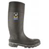 Chinook Footwear Kickaxe Soft Toe Boots - Mens, Black, 10