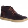 Chaco Davis Mid Leather Casual Boots - Mens, Mahogany, Medium, 7 US