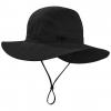 Outdoor Research Ferrosi Wide-Brim Hat, Unisex, Black, S/M