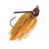 Strike King Lure Co. Bitsy Bug Mini Jig,Pumpkin Craw