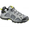 Salomon Techamphibian 3 Water Shoes Mens, Quarry/Black/Acid Lime, 8 US