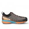 Scarpa Mescalito Approach Shoes   Men's, Titanium/Tonic, 40