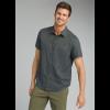 prAna Virtuoso Short Sleeve Shirt - Men's, Equinox Blue, Large