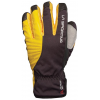La Sportiva Tech Gloves - Men's-Black/Yellow-Small