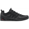 Adidas Outdoor Terrex Swift Solo Approach Shoe - Men's-Black/Lead-Medium-8.5 US