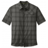 Outdoor Research Astroman Shirt - Men's-Pewter/Charcoal-XX-Large