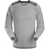 Arc'teryx Donavan Crew Neck Sweater - Men's, Light Grey Heather, Large