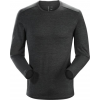 Arc'teryx A2B Long Sleeve Top - Men's, Black Heather, Large