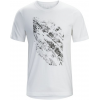 Arc'teryx Lines SS T-Shirt - Men's, White, Large
