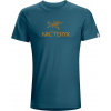 Arc'teryx Arc'Word Short Sleeve T-Shirt - Men's, White, Large