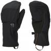 Mountain Hardwear Bandito Fingerless Gloves - Men's, Shark, Large