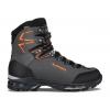 Lowa Ticam II GTX Backpacking Boot - Men's, Anthracite/Orange, 7, Medium