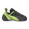Lowa Rocket Lacing Climbing Shoe - Men's, Black/Lime, 4.5, Medium