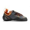 Lowa Falco Lace Climbing Shoe - Men's, Anthracite/Orange, 5, Medium
