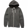 Billabong All Day Sherpa Fleece Zip Hoody - Mens, Black, Large