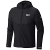 Mountain Hardwear 32 Degree Insulated Hooded Jacket   Men's, Black, Large
