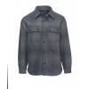 Woolrich West Ridge Cotton Fleece Shirt Jacket - Men's, Olive Night, S