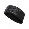 Arc'teryx Bird Headband, Black, One Size