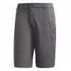 Adidas Outdoor Trail Cross Men's Short, Grey Five, 30