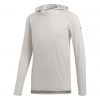 Adidas Outdoor Voyager Parley Men's Hoodie, Grey One, Large