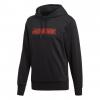 Adidas Outdoor Terrex Logo Men's - Hoodie, Black, 2XL