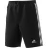 Adidas Outdoor D2M 3-Stripe Men's Short, Black/White, 2XL