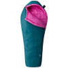 Mountain Hardwear Hotbed Flame 20 Women's Sleeping Bag (Synthetic) River Rock Green Long Left