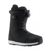 Burton Ion Boa Snowboard Boot, Black, 10 US, 0100110