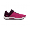 Under Armour Micro G Pursuit Road Running Shoe, Merlot/Elemental/Tropic Pink, 6 Us