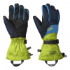 Outdoor Research Adrenaline Gloves - Mens, Night/Lemongrass/Tahoe, Extra Large