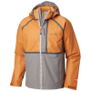 Columbia OutDry Rogue Interchange Jacket - Mens, Boulder/Bright Copper Heather, Large